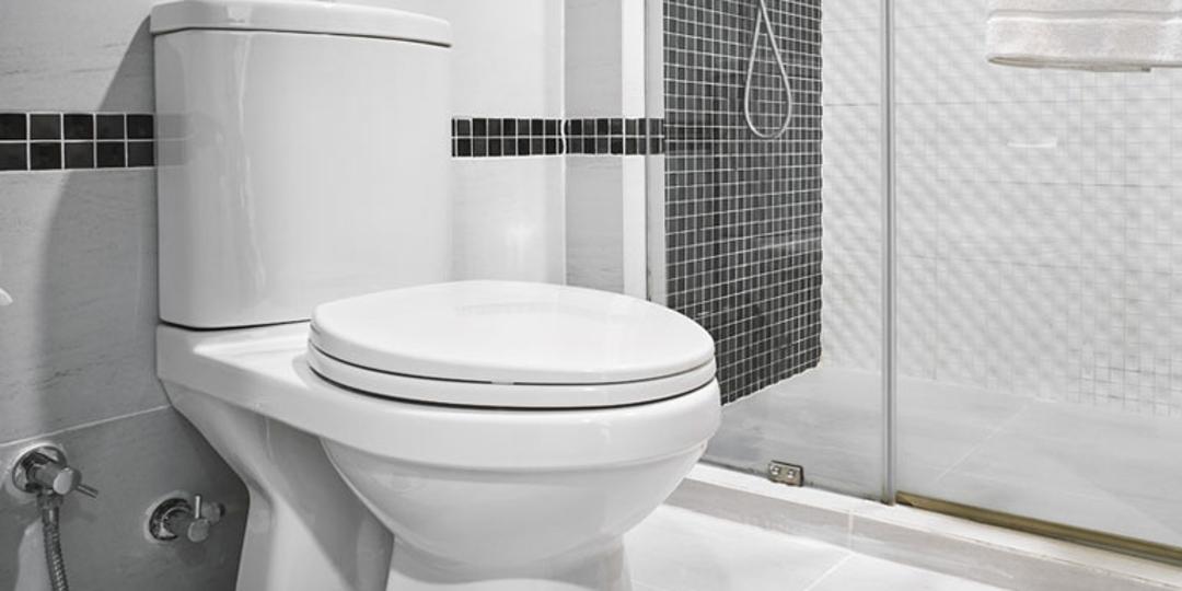 Plumbing hookup toilet Toilet &